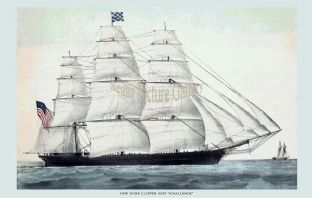 Clipper Ship - Challenge